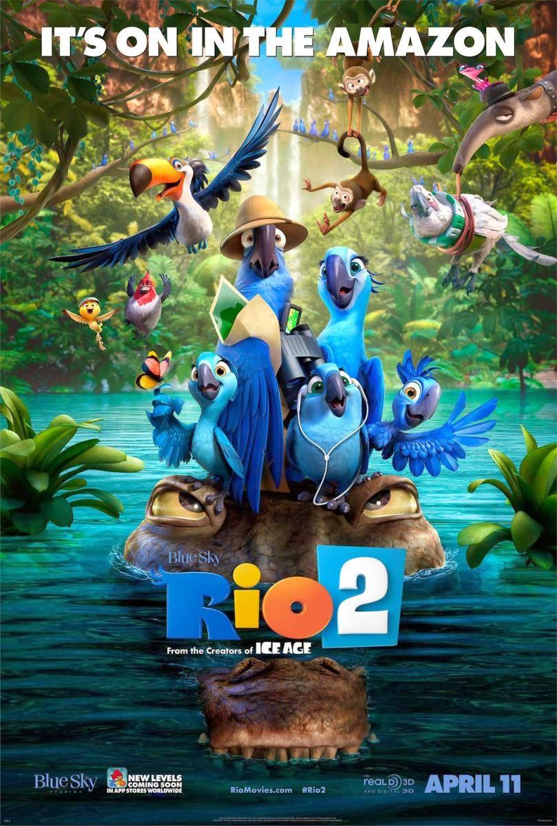 rio 2 free movie